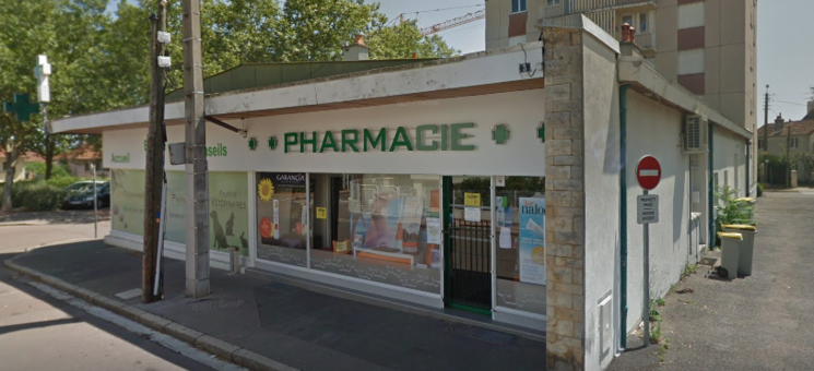 Pharmacie des Valendons, DIJON